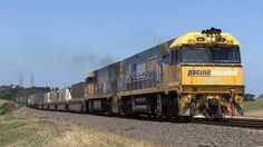 Geelong and the Western Plains: Trains Downunder