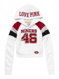 I know another place to buy my Niner gear! Victoria Secrets ❤️