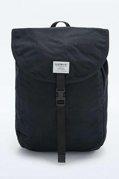 Sandqvist Hedda Backpack in Black