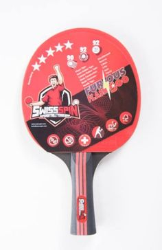 Table Tennis Racket Now available on www.swissspin.com #tabletennis #pingpong #tabletennisracket #tabletennisplayer #sports Table Tennis Set, Table Tennis Player, Table Tennis Racket, Rackets, Sports, Sport