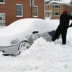 Få bilen fri fra mudder/sne