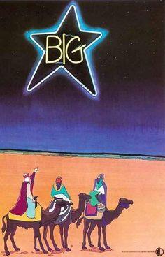Festive Big Star.