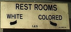 The 'Transgender' Lobby's Civil Rights Con – Common Sense Bathroom Laws Are Nothing Like Racist Jim Crow Laws Coloured People, Tribe Of Judah, By Any Means Necessary, To Kill A Mockingbird, Jim Crow, Pop Culture Art, Black History Facts, Civil Rights Movement, Images Google