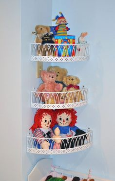 stuffed animal storage solution ideas   10 Clever Ways to Store Stuffed Animal Collections