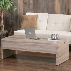 Mercury Row Keller Coffee Table with Lift Top