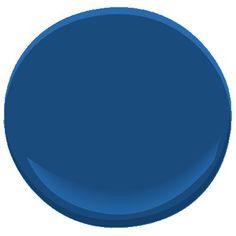 Patriot Blue 2064-20 Paint - Benjamin Moore Patriot Blue Paint Color Details