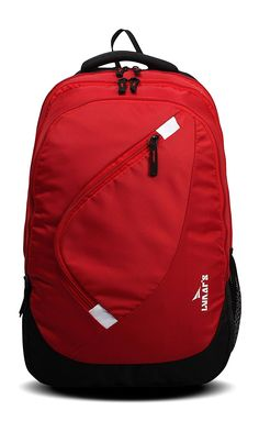 Lunar s Comet 35L Lightweight Casual Backpack (Red)  Amazon.in  Bags fdd13db5d2a07
