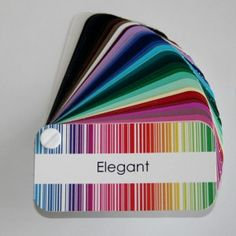 My best colors are Elegant from the 18 Absolute Color System.