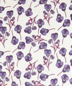 Liberty Art Fabrics Ros H Tana Lawn | Fabric by Liberty Art Fabrics | Liberty.co.uk