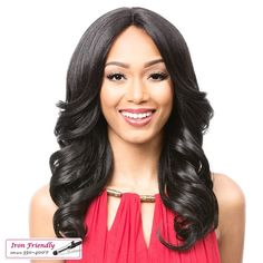 It's a Wig Synthetic Swiss Lace Front Wig LOVITA