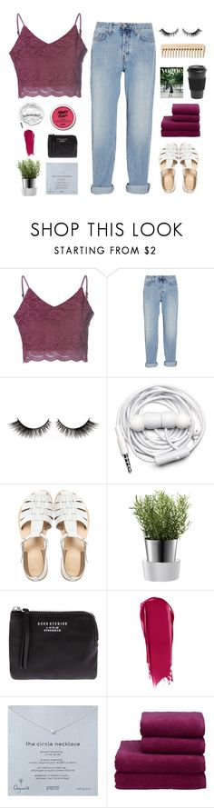 """GONNA NEED A SPARK TO INGNITE"" by itssloanexoxo ❤ liked on Polyvore featuring Glamorous, M.i.h Jeans, Urbanears, ASOS, Auerhahn, Acne Studios, NARS Cosmetics, Dogeared, Christy and Homage"