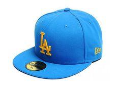 Custom NEW ERA x MLB「Los Angeles Dodgers」59Fifty Fitted Baseball Cap