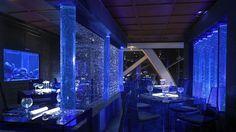 Inside the hip Banyan Tree Bangkok hotel, Thailand. http://www.kiwicollection.com/hotel-detail/banyan-tree-bangkok
