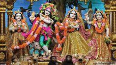 ISKCON Chowpatty Deity Darshan 25 May 2016