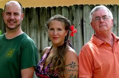 Check out Mya, Doug and Colin on ReverbNation