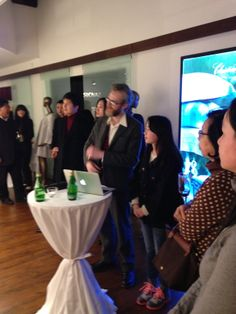 Angus took part in the Design Shanghai exhibition and also held an event at our Savoir showroom.
