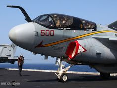 The EA-6B Prowler's Last Cruise Is Showcased In These Exclusive Photos