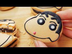 짱구 마카롱 만들기 クレヨンしんちゃんマカロン[レシピ]How to make Crayon Shin-chan Macaron [스윗더미 . Sweet The MI] ♡ https://www.youtube.com/watch?v=9X0KAcylB1Y