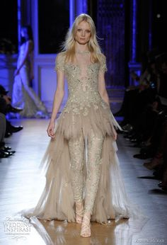 Zuhair Murad Spring/Summer 2014 Couture   Wedding Inspirasi
