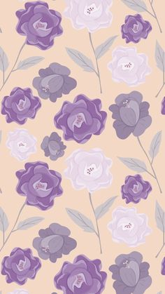 Ideas wallpaper iphone vintage flowers florals for 2019 Vintage Flowers Wallpaper, Flower Phone Wallpaper, Purple Wallpaper, Laptop Wallpaper, Locked Wallpaper, Aesthetic Iphone Wallpaper, Mobile Wallpaper, Aesthetic Wallpapers, Iphone Background Vintage