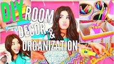 cool diy projects for teenagers room - YouTube