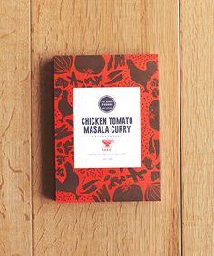 TINY GARDEN FOODS チキントマトマサラカレー(食品) - URBAN RESEARCH ONLINE STORE