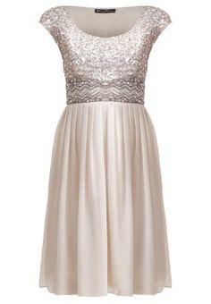 Cocktailkleid / festliches Kleid - blush