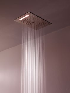 Shower heads that personalize your #shower. You choose: rain shower, waterfall, laminar spray... #bathrooms