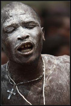 Voodoo Festival . Kustgebied, Benin