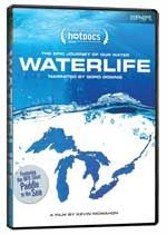 WATERLIFE follows the epic cascade of the Great Lakes to the Atlantic Ocean. From the icy cliffs of Lake Superior to the ornate fountains of Chicago to the sewers of Windsor, this feature-length documentary tells the story of the last huge supply (20 per cent) of fresh water on Earth.