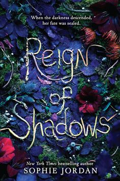 Cover Reveal: Reign of Shadows by Sophie Jordan -On sale February 9th 2016 by Harper Teen -Seventeen years ago, an eclipse cloaked the kingdom of Relhok in perpetual darkness. In the chaos, an evil chancellor murdered the king and queen and seized their throne. Luna, Relhok's lost princess, has been hiding in a tower ever since. Luna's survival depends on the world believing she is dead.