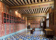 Château de Blois, Galerie de la Reine   Flickr: partage de photos!