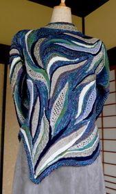 Мобильный LiveInternet Красивое вязание от YOKO ASADA | bilisis - Дневник bilisis |