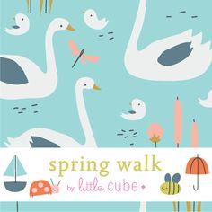 Spring Walk - Cloud9 Fabrics
