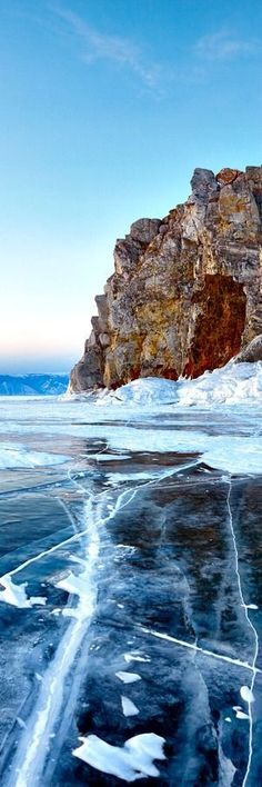 13. Lake Baikal Lake Baikal is the largest freshwater lake by volume in the world, containing roughly 20% of the world's fresh water. With 23,615.39 km3 (5,670 cu mi) of fresh water, it contains water than the North American Great Lakes combined. With a maximum depth of 1,642 m (5,387 ft), Baikal is the world's …