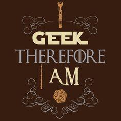 I Geek Women's Basic T-Shirt | The T-Shirt Vault