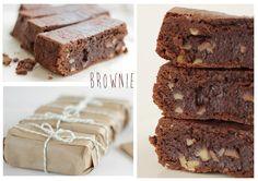 La guinda del pastel: receta de Brownie                              …