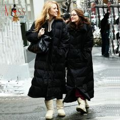 Find More Parkas Information about 2015 winter high fashion street women's 90% down coat warm X Long down jacket parkas good quality,High Quality coat summer,China parka jackets for men Suppliers, Cheap parka prices from JAZZEVAR Official Store on Aliexpress.com