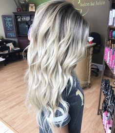 Shadow root blonde platinum blonde blondie bright blonde baylage ombre icey blon… - All For Hair Cutes Blonde Wig, Blonde Balayage, Blonde Ombre, Baylage Ombre, Icey Blonde, Short Blonde, Blonde Highlights, Frontal Hairstyles, Wig Hairstyles