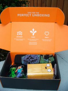The ABCD Diaries: Father's Day Gift Guide: Loot Crate Gamer Subscription! #Giveaway #Sponsored