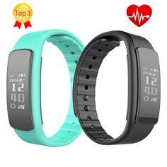2017 new IWOWN i6 HR Heart Rate Monitor Smart Band Wristband with Fitness Tracker Sport Smartband Bracelet pk xiaomi mi band 2