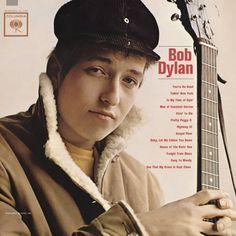 Bob Dylan - Bob Dylan - 1962 Bob Dylan First Album, Bob Dylan Album Covers, Lp Album, Debut Album, Brian Wilson, The Beach Boys, Ringo Starr, Vinyl Lp, Vinyl Records