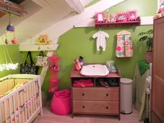 baby room idea for boy or girl