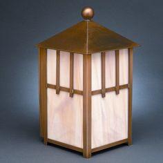 Northeast Lantern Lodge 1 Light Outdoor Flush Mount Finish: Raw Copper, Shade Type: Clear Seedy