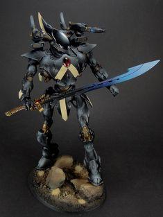 40k Eldar Wraithknight