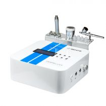 Hydra facial- water dermabrasion is an exciting NEW technology that combines the efficacy of Microdermabrasion, vacuum system and new Aqua Fuse hydration system. It is a lot gentler than crystal microdermabrasion or diamond dermabrasion as only water is used, and we use professional quality machines. Hydra-dermabrasion (or hydra microdermabrasion) applies mechanical and chemical peeling simultaneously. Oxygen Facial Machine, Muscles Of The Face, Microcurrent Facial, Hydra Facial, Skin Resurfacing, Skin Cleanse, Equipment For Sale, Light Therapy
