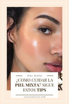 Basic routine for combination skin - Free Beauty Natural Hair Mask, Natural Skin Care, Natural Beauty, Piel Natural, Skin Problems, Pimples, Skin Treatments, Acne Treatment, Anti Aging Skin Care