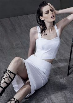 #ranitasobanska #fashion #inspirations Editorial  Corpo em Evidencia – Harper's Bazaar Brasil – Janeiro 2014