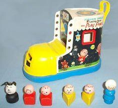 1970s Toys, Retro Toys, Vintage Toys, Vintage Stuff, Fisher Price Toys, Vintage Fisher Price, Childhood Games, Childhood Memories, Best 90s Cartoons