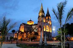 Catedral de Fortaleza, Modos